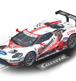 carrera CAR30913 Ford GT Race Car No.66, Digital 132 w/Lights