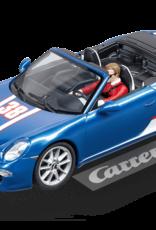 """carrera CAR30789 Porsche 911 Carrera S Cabriolet """"Cam Shaft"""", Digital 132 w/Lights"""