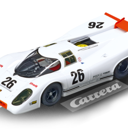 "carrera CAR30888 Porsche 917K ""No.26"", Digital 132 w/Lig"