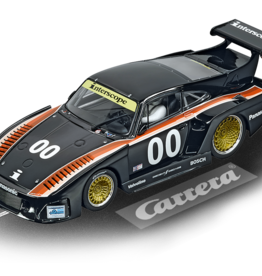 "carrera CAR30899 Porsche Kremer 935 K3 ""Interscope Racing, No.00"", Digital 132 w/Lights"
