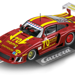 "carrera CAR30855 Porsche 935/78 ""Moby Dick"" DRM Norisring 1981, Digital 132 w/Lights"