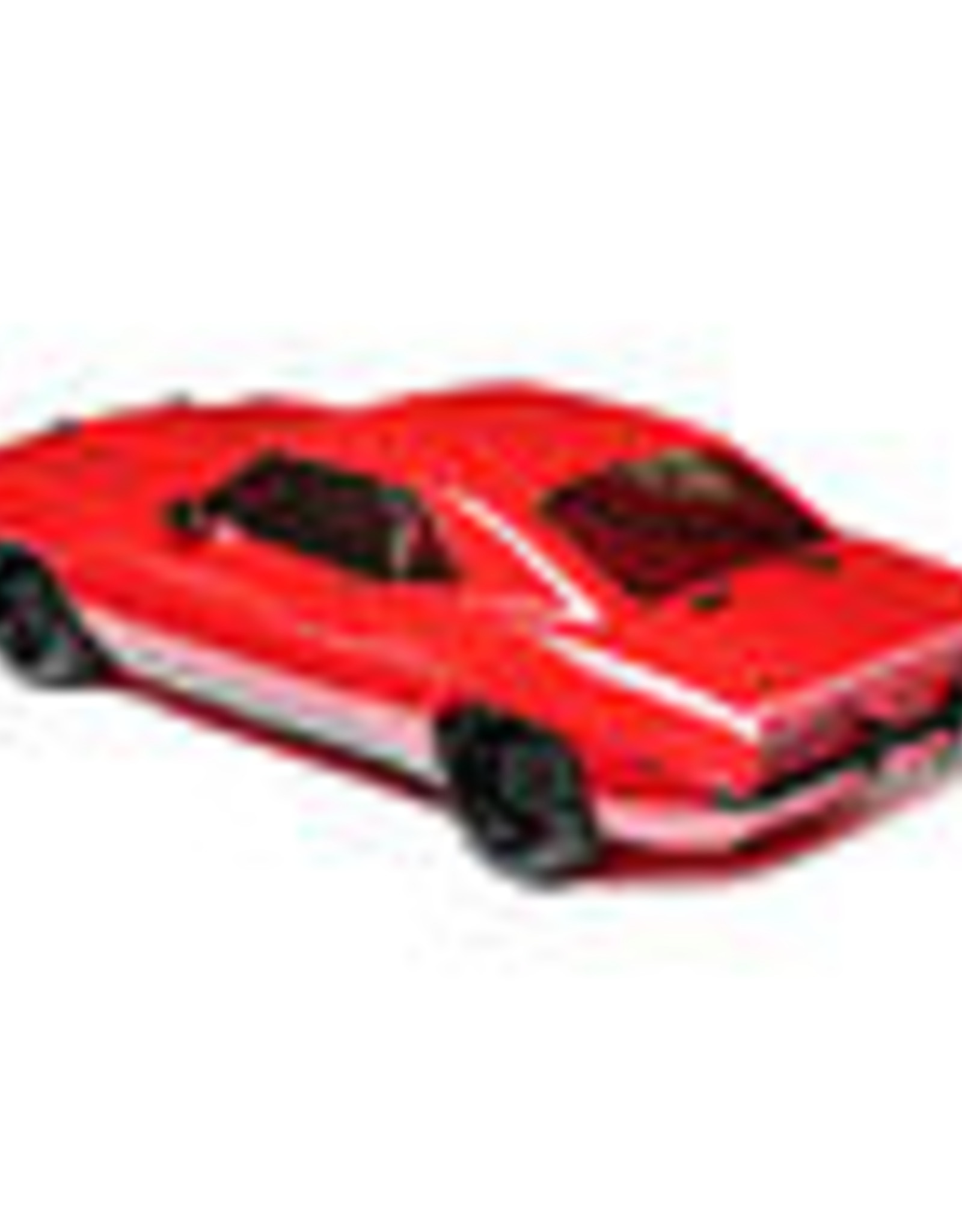Losi LOS03033T11/10 1969 Chevy Camaro V100 AWD Brushed RTR, Red