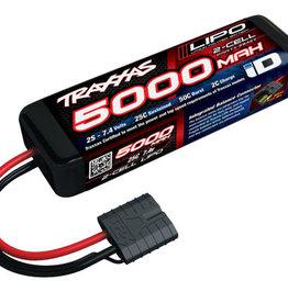 Traxxas TRA2842X  5000mAh short 7.4v 2-Cell 25C LiPo Battery