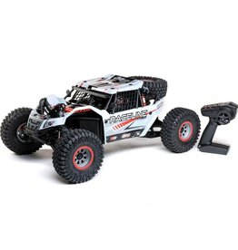 Losi LOS05016V2T1  1/6 Super Rock Rey V2 4WD Brushless Rock Racer RTR white