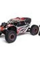 Losi LOS05016V2T2 1/6 Super Rock Rey V2 4WD Brushless Rock Racer RTR, Gray
