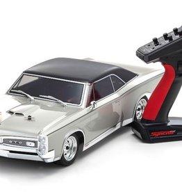 KYOSHO kyo34431T1 Fazer Mk2 1967 Pontiac GTO