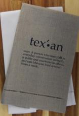 Aspire Texan Tea Towel