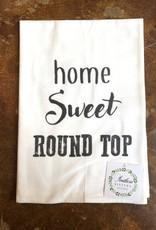 Round Top Tea Towel