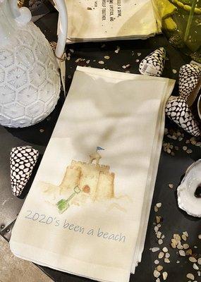 SALE! 2020 Beach Tea Towel