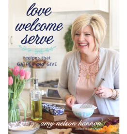 Love Welcome Serve