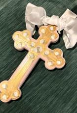 Hand Painted Cross Medium
