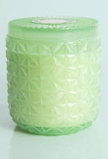 Volcano Faceted Jar Candle