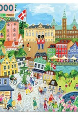 Copenhagen Puzzle