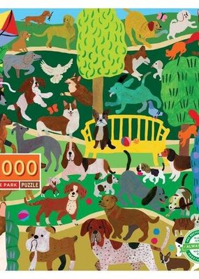 Dogs in the Park Puzzle | 1000 piece