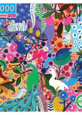Peacock Garden Puzzle | 1000 piece