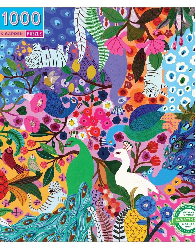 Peacock Garden Puzzle