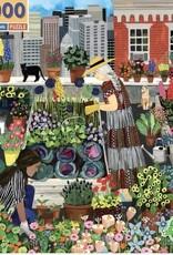 Urban Gardening Puzzle