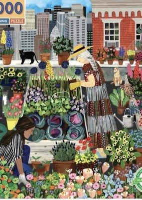 Urban Gardening Puzzle | 1000 piece
