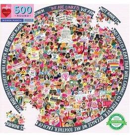 Women's March Puzzle   500 piece