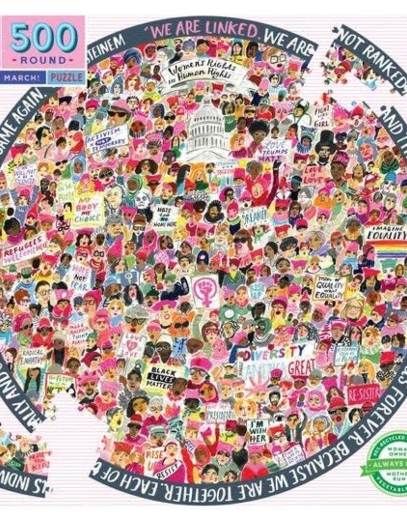 Women's March Puzzle