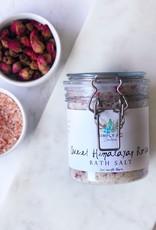 Himalyan Rose Bath Salt