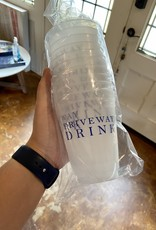 Driveway Drink Cups Frost Flex