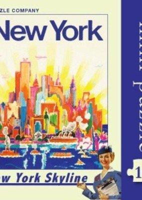 NYC Skyline Mini Puzzle | 100 piece