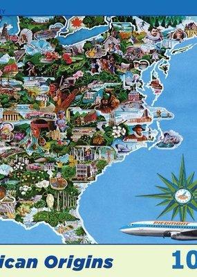 American Origins Puzzle | 1000 piece