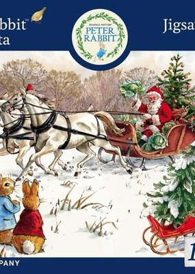 Peter Rabbit and Santa Puzzle | 1000 piece