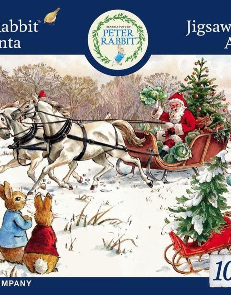 Peter Rabbit and Santa Puzzle