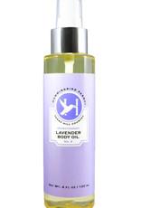 Lavender Body Oil 4 oz.