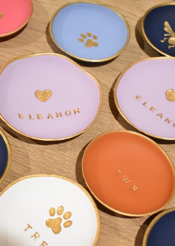 Custom Blessing Bowl