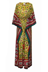 Camomilla Maxi Kaftan Dress (Pax Philomena)