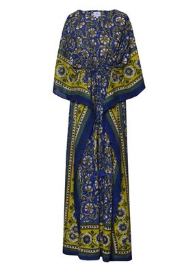Morning Glory Kaftan | Maxi