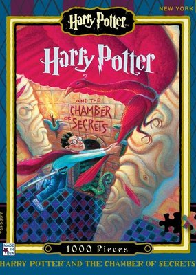 Chamber of Secrets Puzzle | 1000 piece