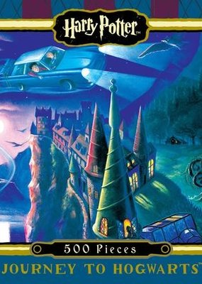 Journey to Hogwarts Puzzle | 500 piece