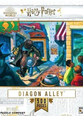 Diagon Alley Puzzle | 500 piece