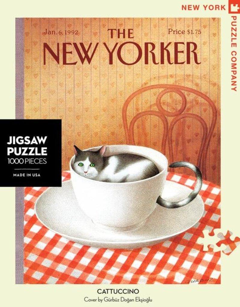 Cattuccino Puzzle