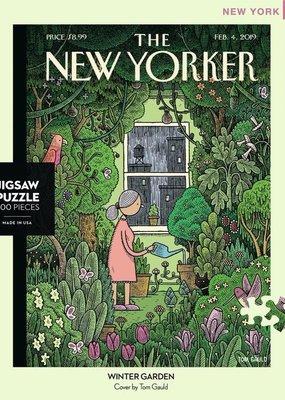 Winter Garden Puzzle | 500 piece