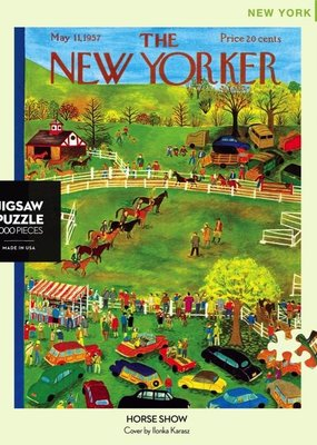 Horse Show Puzzle | 1000 pieces