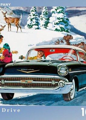 Winter Drive Puzzle | 1000 piece