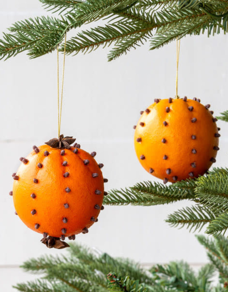 Cloved Orange Ornament