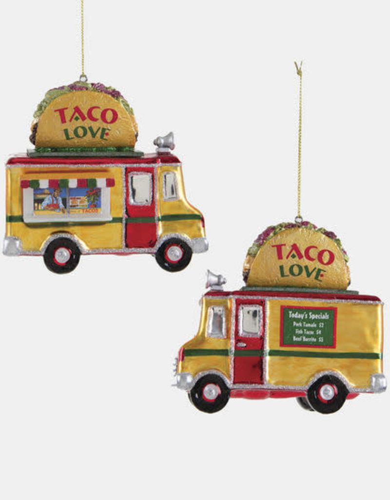 Taco Truck Ornament