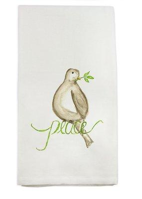 Peace Bird Tea Towel | Cotton