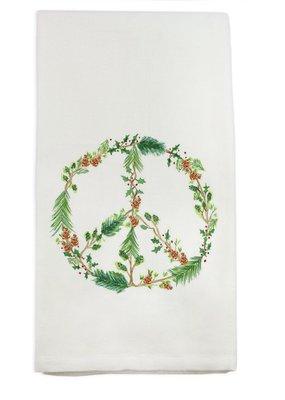 Winter Peace Tea Towel | Cotton