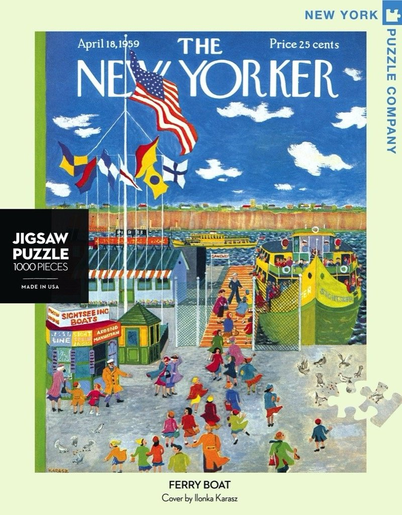 Ferry Boat Puzzle
