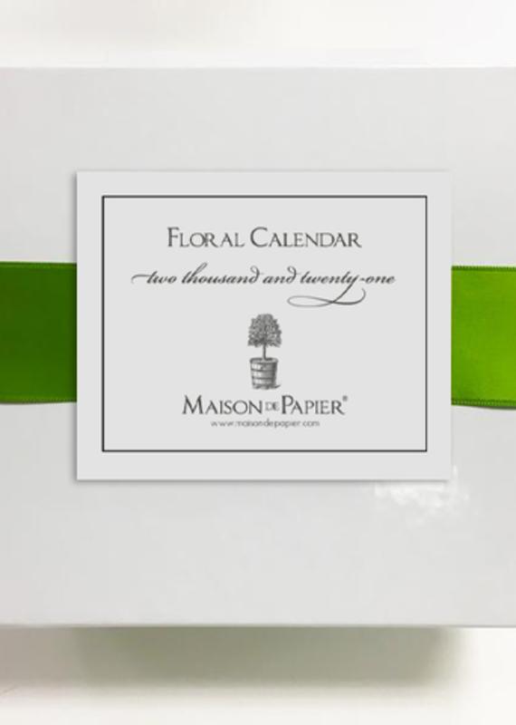 Floral Calendar | 2021