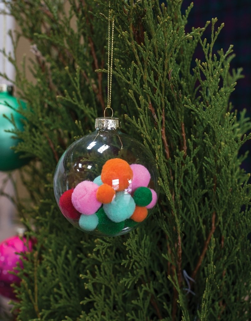 Gumball Ornament
