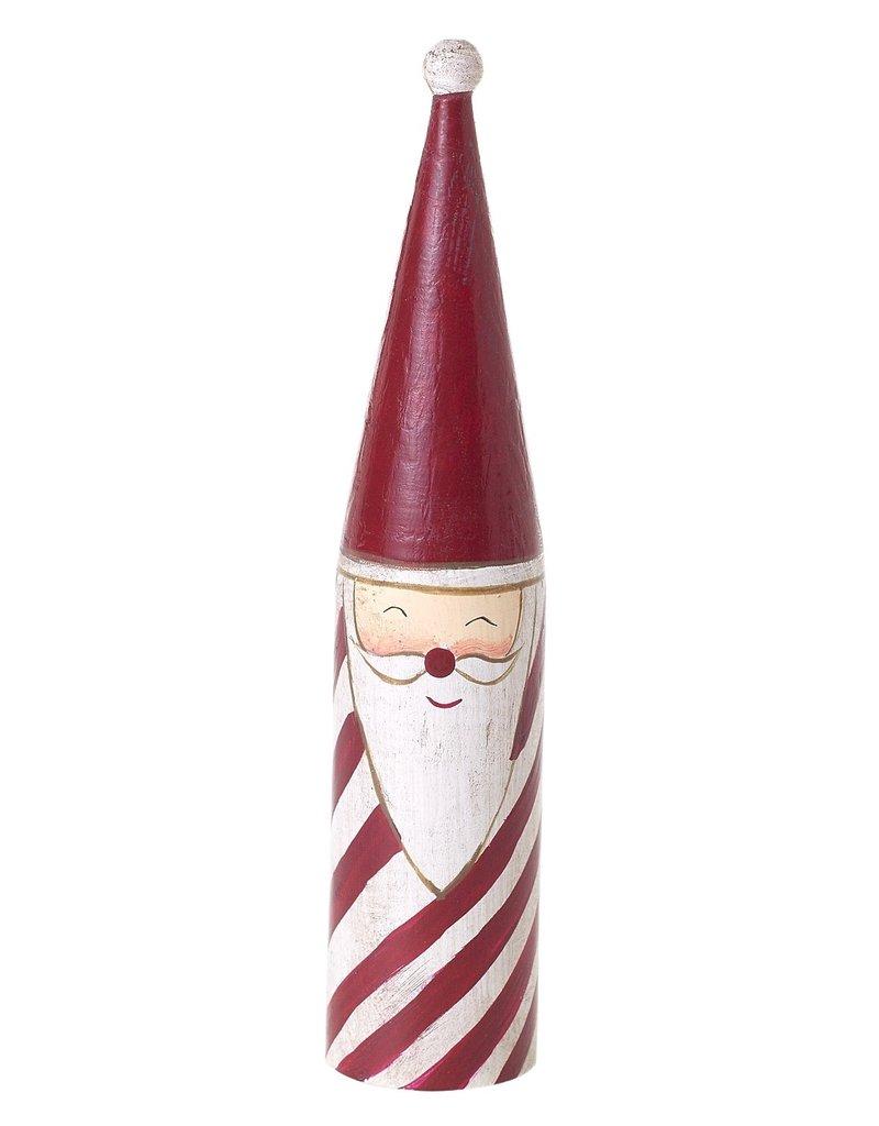 Candystripe Santa 4.7 inch