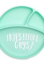 Fries Before Guys Wonder Plate